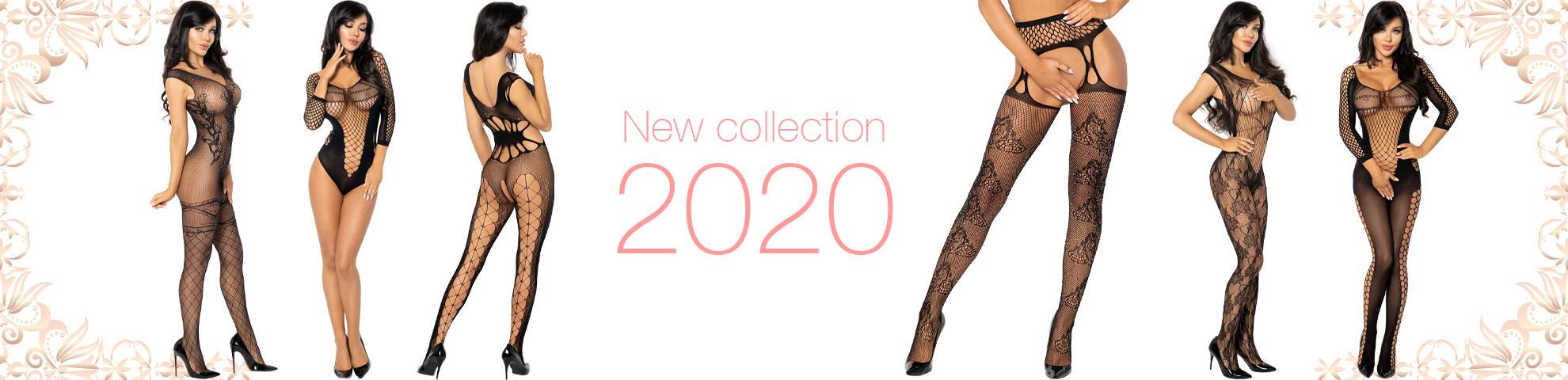 Beauty night bodystocking new collection 2020 slider