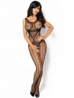 Bodystocking noir Juliya BN6581 Beauty Night