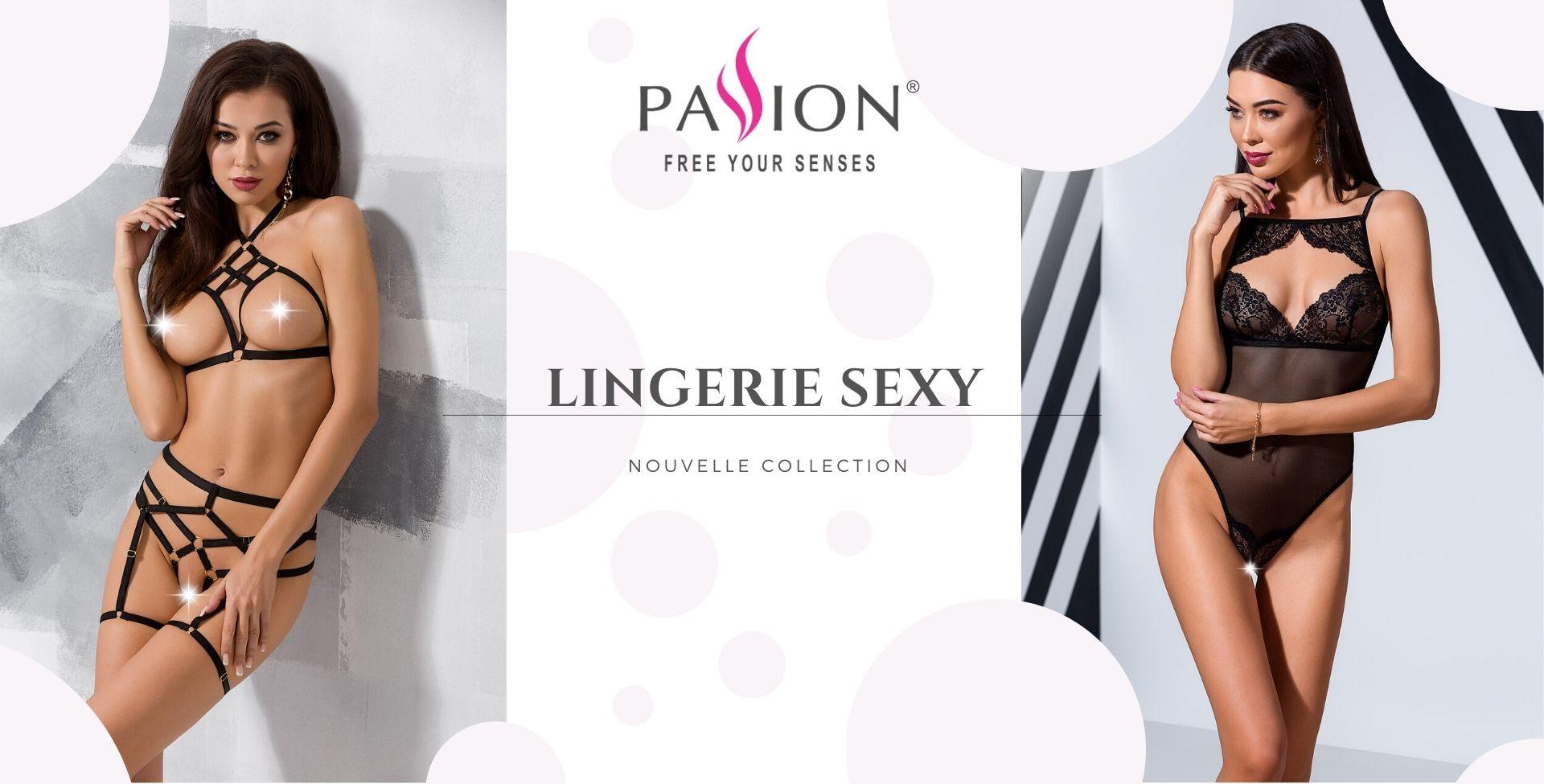 Passion Lingerie - Nouveau Slider