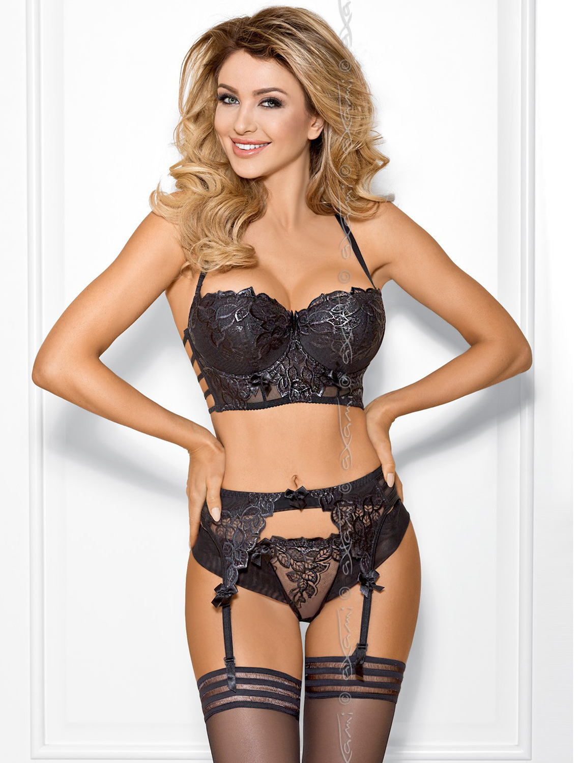 Soutien gorge pushup Chocolate Bar V-7861 Axami